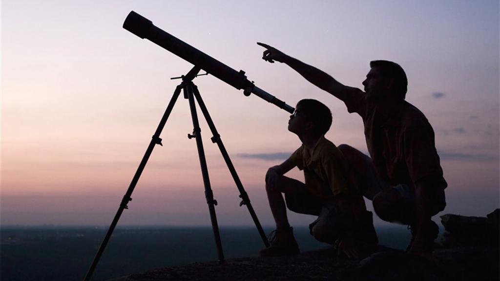 Comment se repérer dans le ciel nocturne ? Image en avant