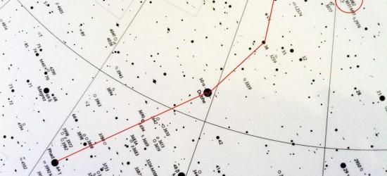 Carte du ciel 01