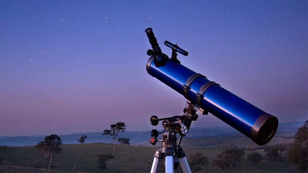 Astronomie pour débutant : Comment utiliser un télescope ?
